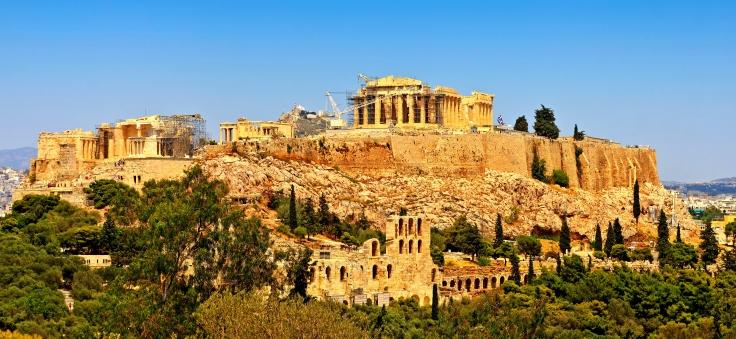 Greek Islands& Athens from Kusadasi to Cesme IDYLLIC AEGEAN with Ms Nefeli