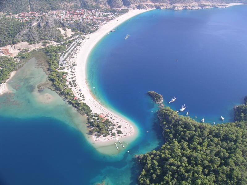 Marmaris Fethiye Voyage - Cruises From Turkey
