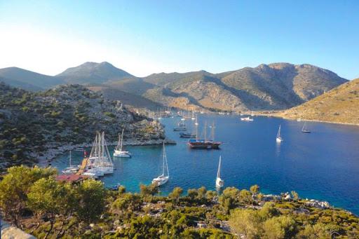 Cruises From Gocek / Fethiye